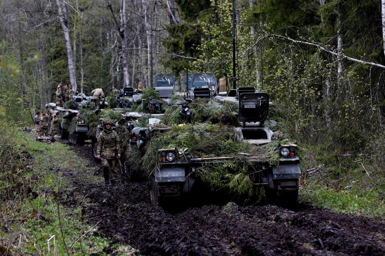 """A. Anušauskas: """"Zapad"""" pratybas šiuo metu reikėtų vertinti ne kaip grėsmę, bet kaip įtampą regione"""