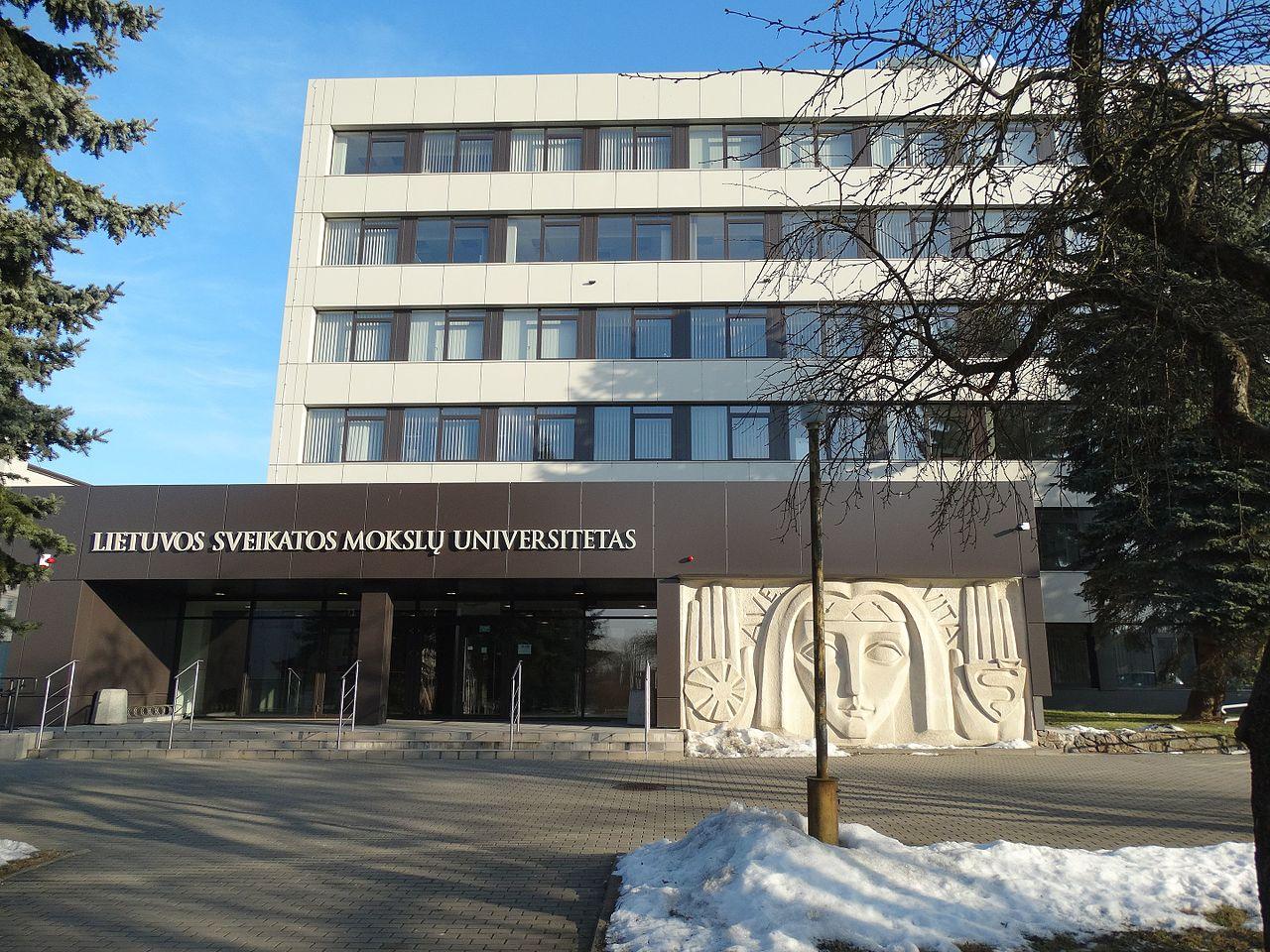 Prestižiniame tarptautiniame reitinge LSMU pranoko visus šalies universitetus