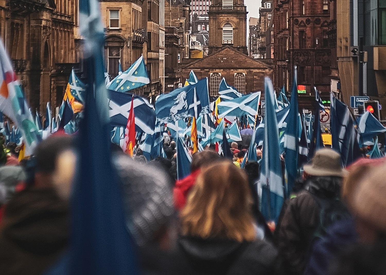 Škotija vėl rengs referendumą dėl nepriklausomybės nuo Jungtinės Karalystės