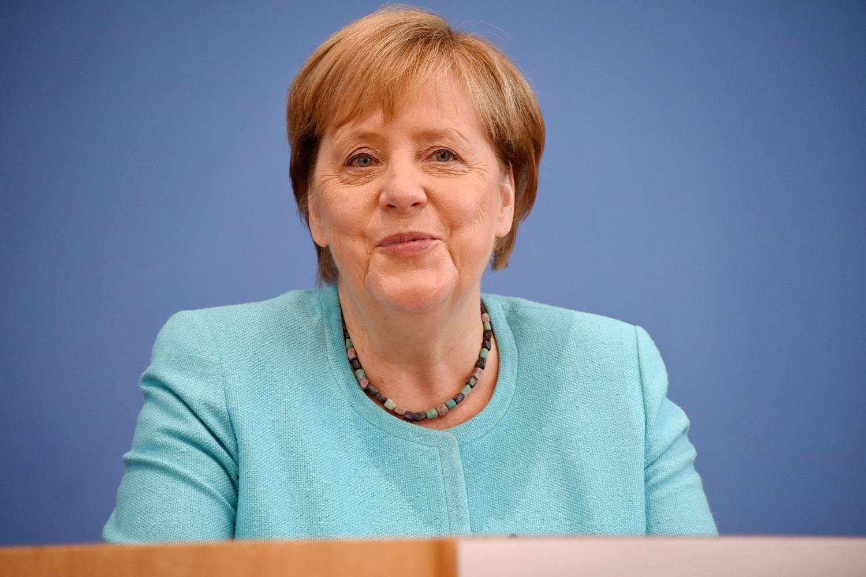 A. Merkel: kanclerės pareigas palieku švaria sąžine
