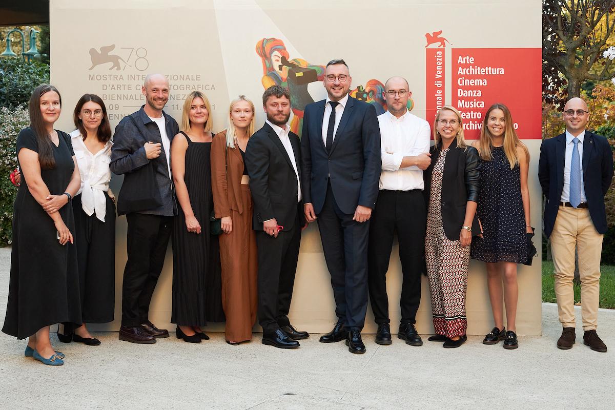 Lietuvių filmas triumfavo prestižiniame Venecijos kino festivalyje