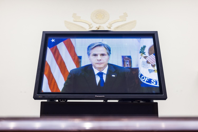 A. Blinkenas: JAV buvo pasiruošusios blogiausiems scenarijams Afganistane