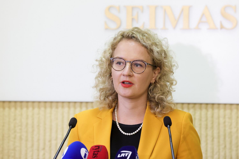 A. Armonaitė: mezgame aktyvius Lietuvos ir Taivano verslo kontaktus