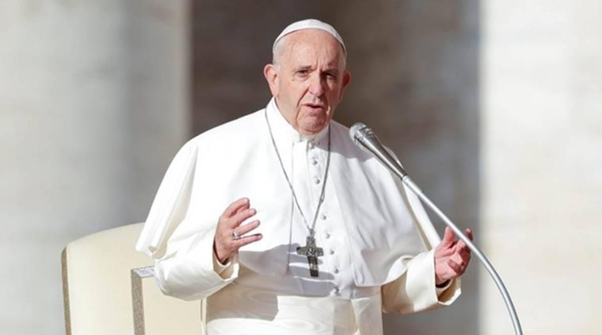 Popiežius nemato galimybės tos pačios lyties santuokoms Bažnyčioje