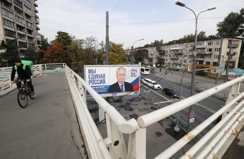 Rusijoje prasidėjo parlamento rinkimai: Kremlius dar prieš rinkimus atsikratė daugelio konkurentų
