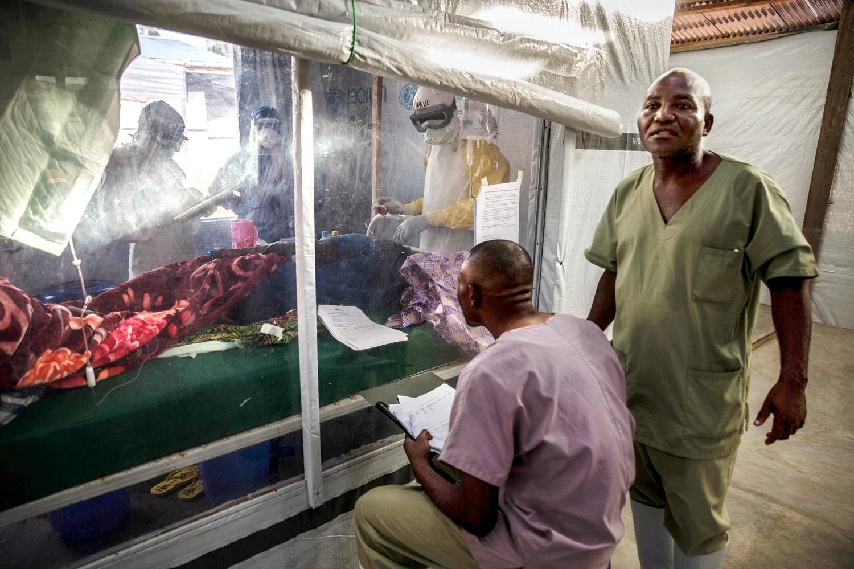 Po daugiau kaip 40 metų Ebola nugalėta