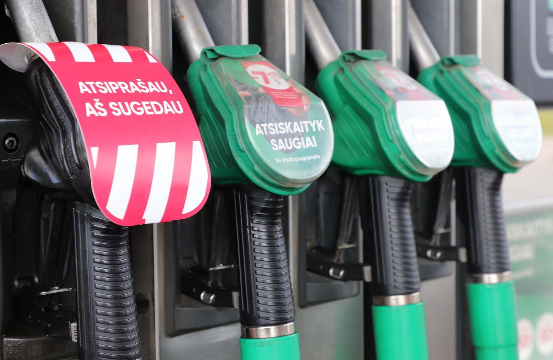 Kyla degalų kainos: didžiausią įtaką turi pasaulinė naftos rinka