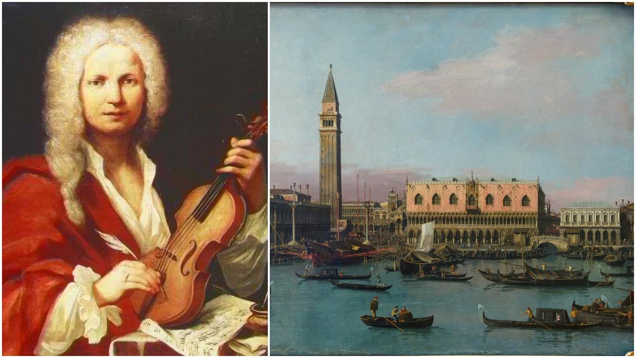 Antonijus Vivaldis – Rusvaplaukis kunigas ir genialus muzikas