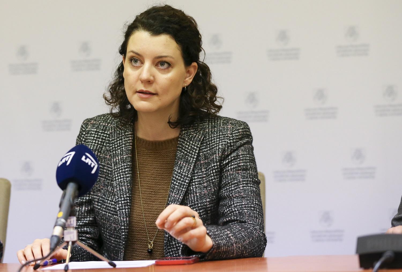 M. Navickienė: Užimtumo tarnyba turėtų dirbti tik su motyvuotais bedarbiais