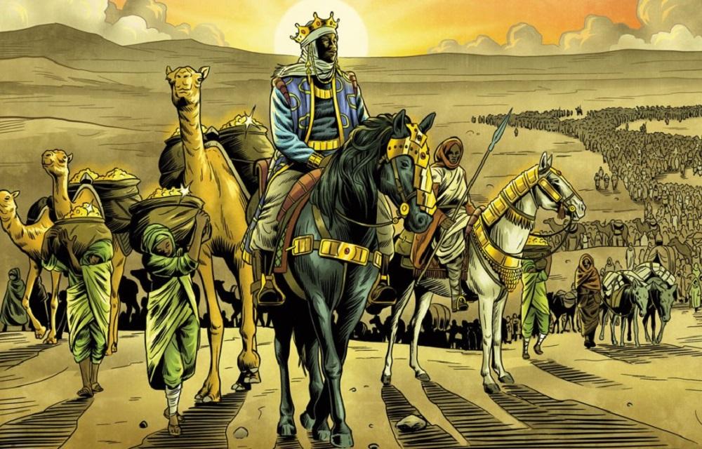 Turtingiausias žmogus pasaulio istorijoje buvo afrikietis?