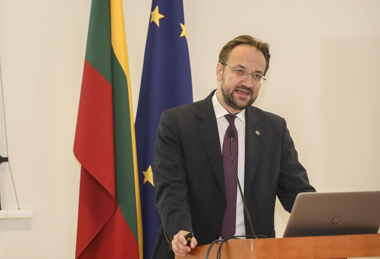 G. Šimkus: apribojus prekybą su Baltarusija ir Kinija per 3 metus Lietuvos BVP augtų 1 proc. lėčiau