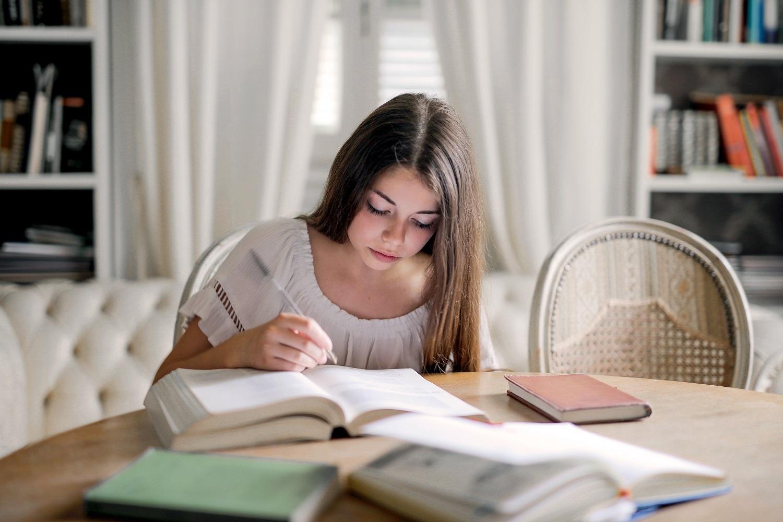 Paprasti patarimai, kaip susikaupti ir blaškytis mažiau