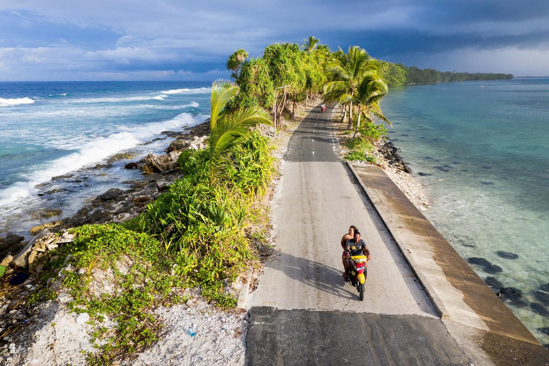 Tuvalu – šalis, kuri skęsta