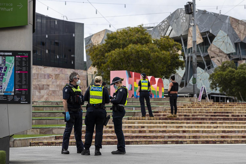 Ilgiausiai COVID-19 karantino sąlygomis gyvenantis pasaulio miestas – Melburnas