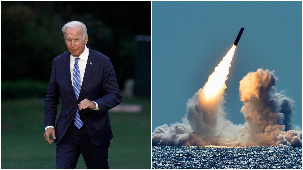 JAV atskleidė, kiek turi branduolinių galvučių
