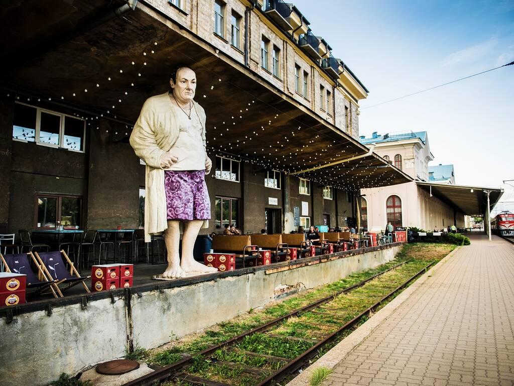 Vilniaus Stoties rajonas pateko į įdomiausių pasaulio kvartalųpenketuką