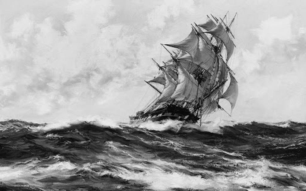 Vitus Beringas amžiams liko atšiaurioje saloje