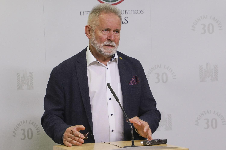 Socialdemokratai apie siūlomus mokesčių pakeitimus: konservatoriai pataikauja milijonieriams