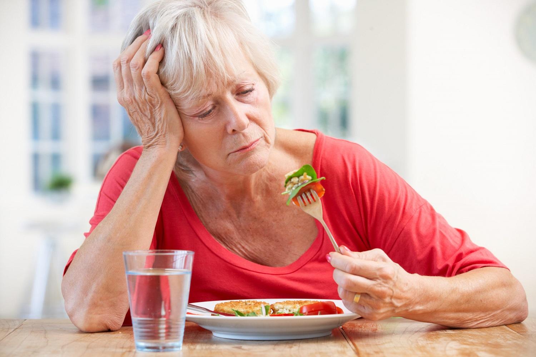 Kodėl ir kur dingsta apetitas?