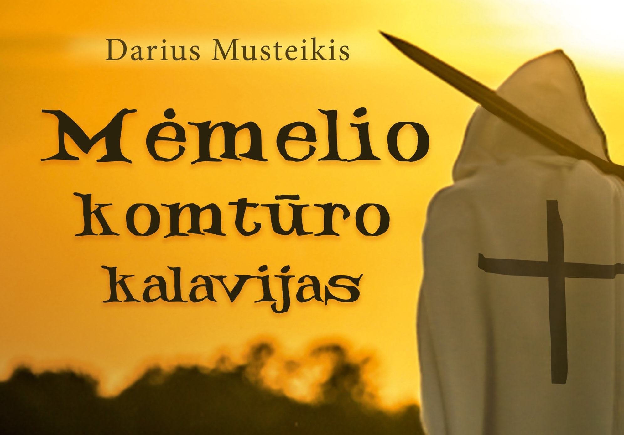 """760-ies metų senumo įvykiai Dangės žiotyse – """"Mėmelio komtūro kalavijas"""" (+ knygos ištrauka)"""