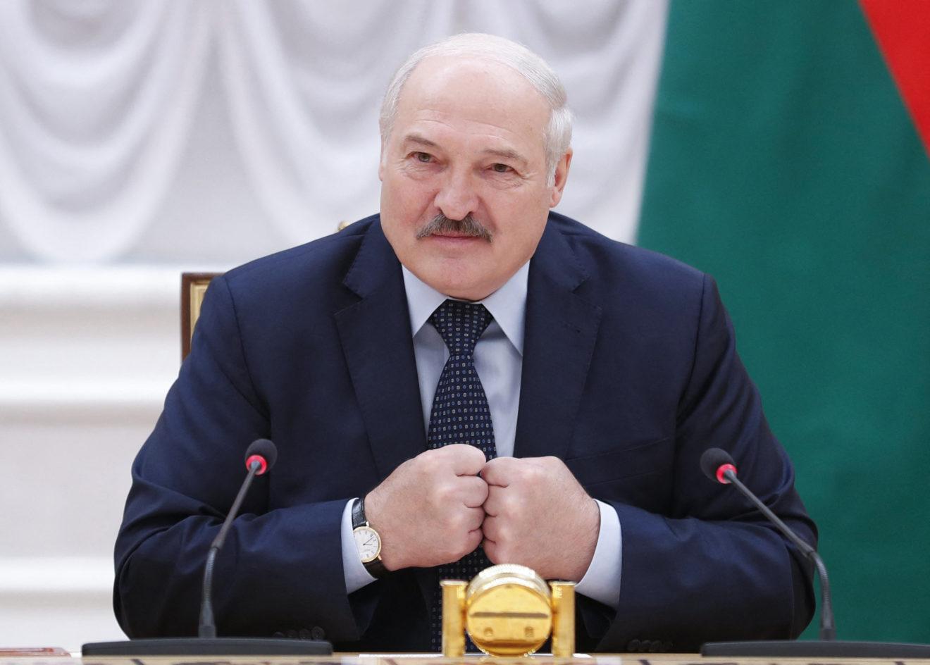 """Aštri Vokietijos kritika: A. Lukašenką pavadino """"valstybinio žmonių kontrabandos tinklo vadeiva"""""""