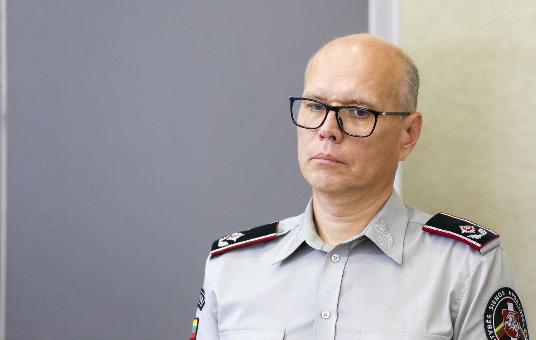 R. Liubajevas: nevyriausybinės organizacijos galimai talkina nelegalių migrantų atvykimui į Lietuvą