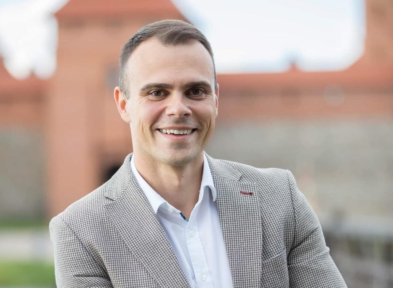 Liberalas A. Šatevičius – naujas Trakųrajono meras
