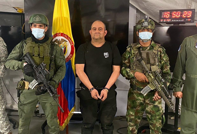 Suimtas labiausiai ieškomas Kolumbijos narkomafijos bosas: įvykį sulygino su P. Escobaro nukovimu
