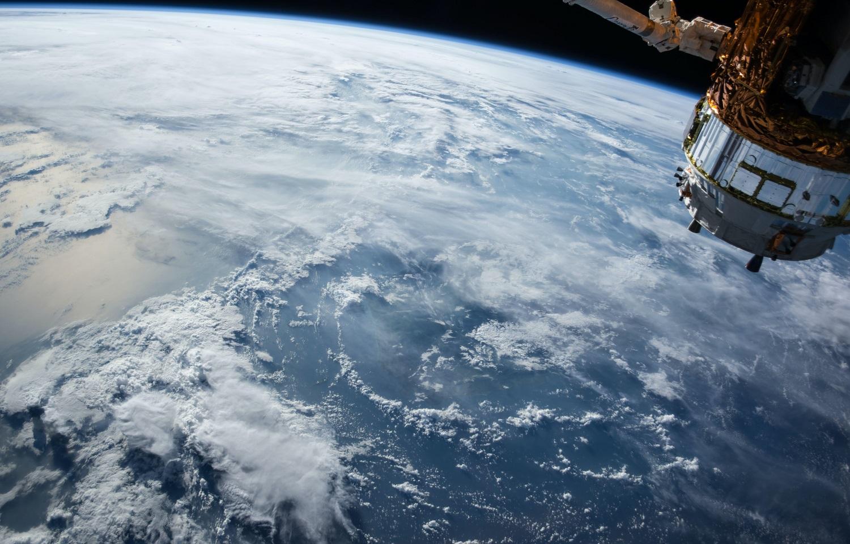 """""""Blue Origin"""" ketina iki dešimtmečio pabaigos į orbitą paleisti privačią kosminę stotį"""